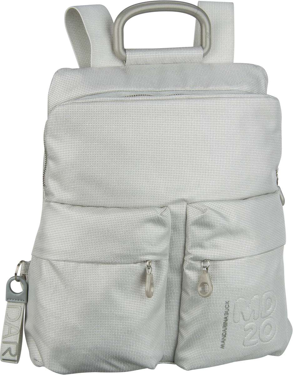 Rucksack / Daypack MD20 Lux Backpack QNTZ4 Silver