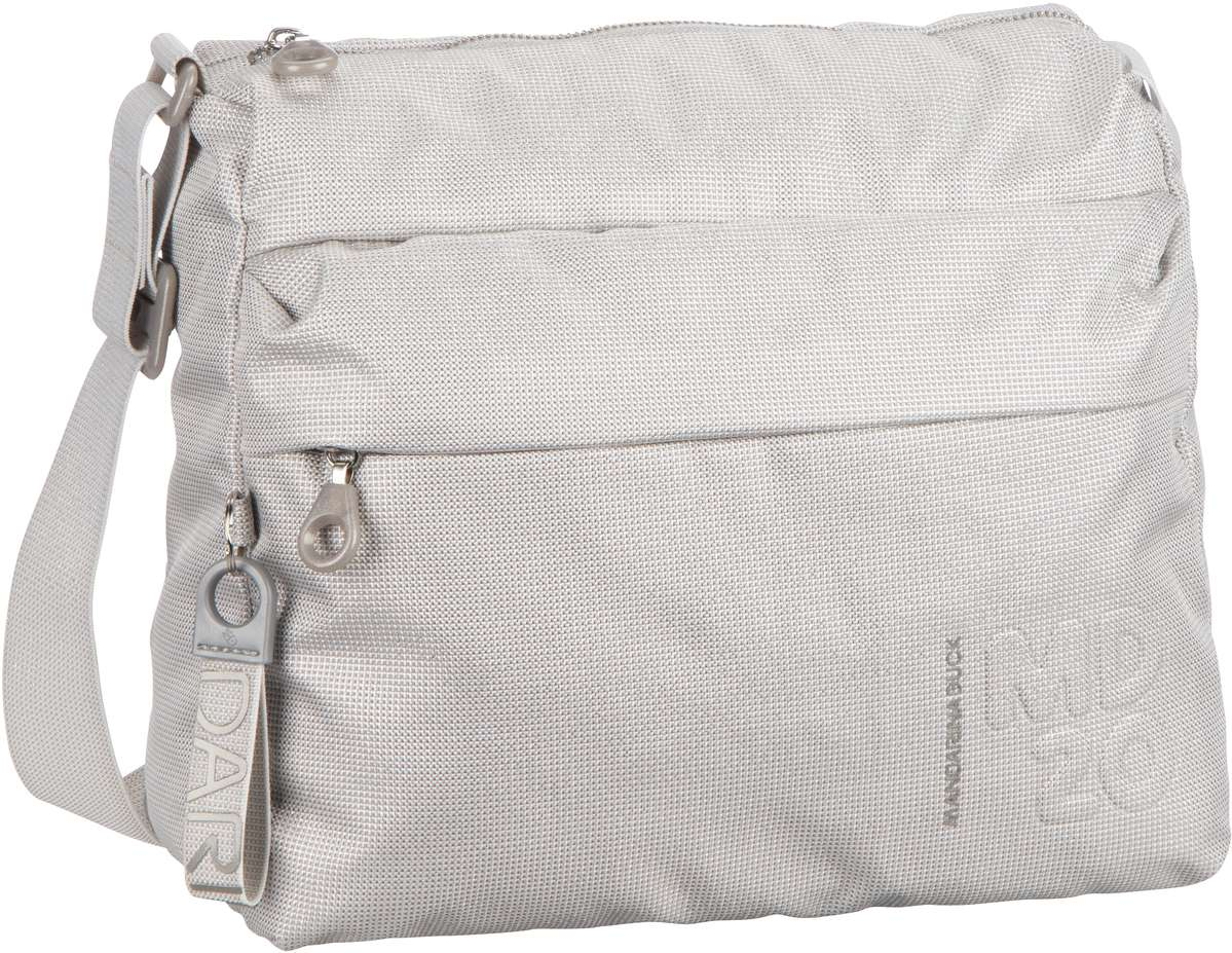 Umhängetasche MD20 Lux Crossover Bag QNTT4 Silver