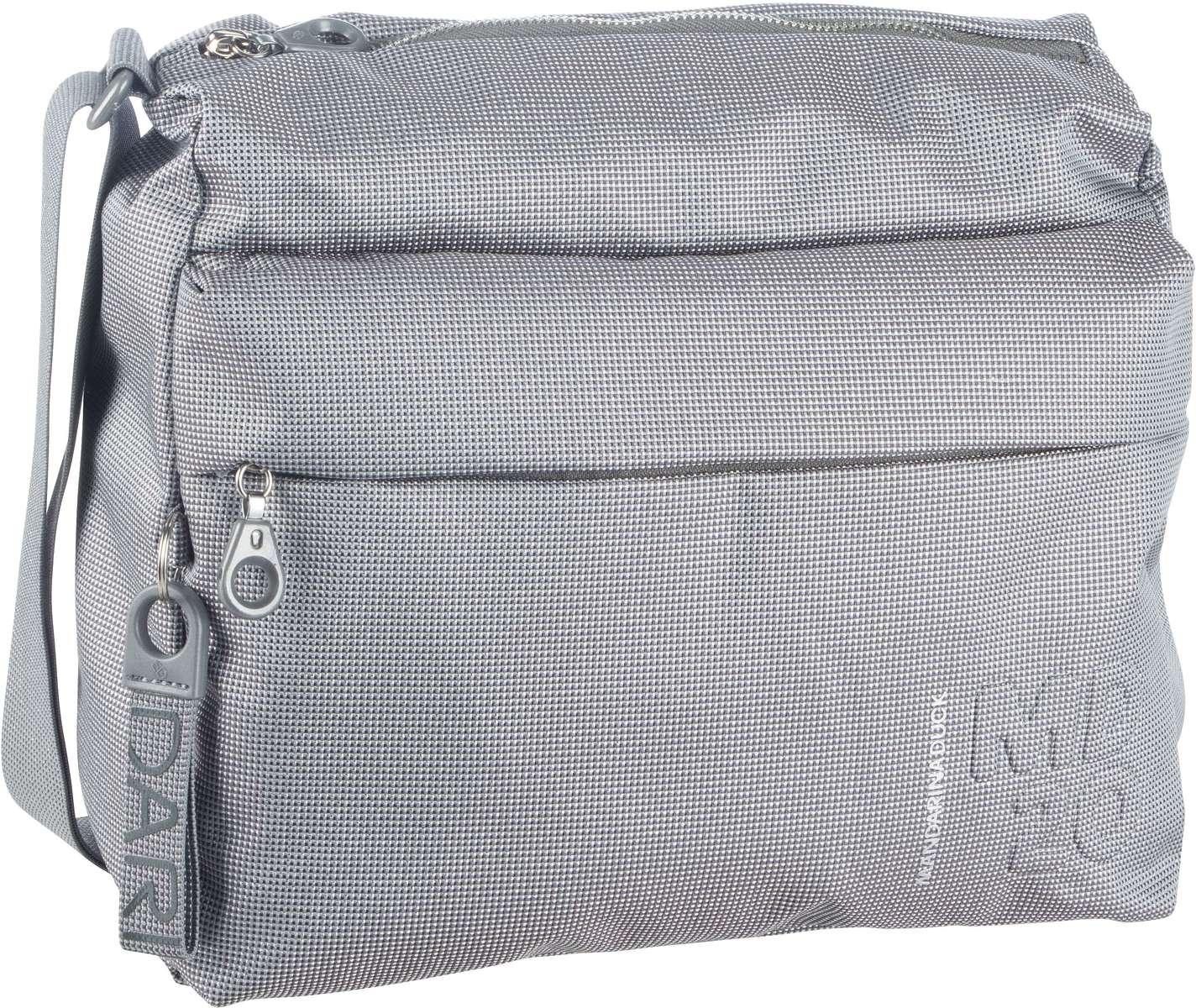 Umhängetasche MD20 Lux Crossover Bag QNTT4 Gun Metal
