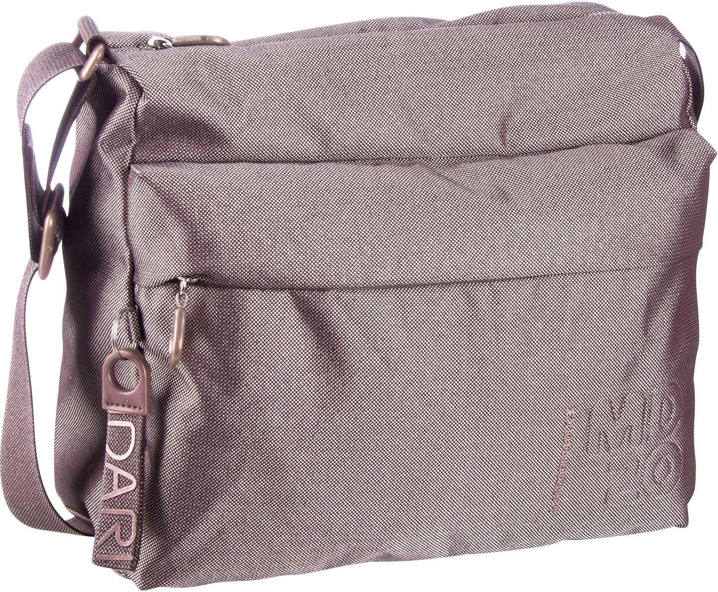 Umhängetasche MD20 Lux Crossover Bag QNTT4 Smog