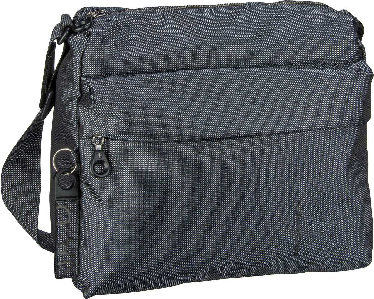 Umhängetasche MD20 Lux Crossover Bag QNTT4 Titanium
