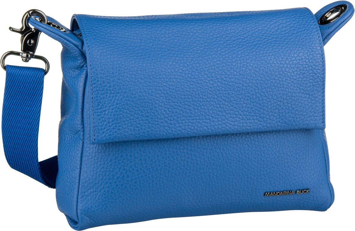Umhängetasche Mellow Leather Crossover Bag FZT93 Colony Blue