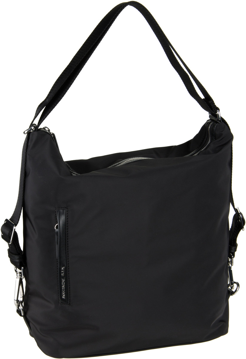 Handtasche Hunter Hobo LIT10 Black