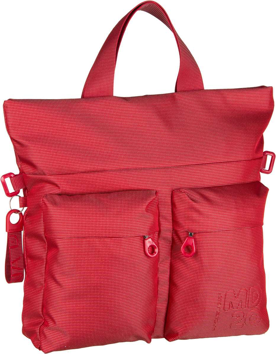 Handtasche MD20 Tote Crossover QMT07 Flame Scarlet