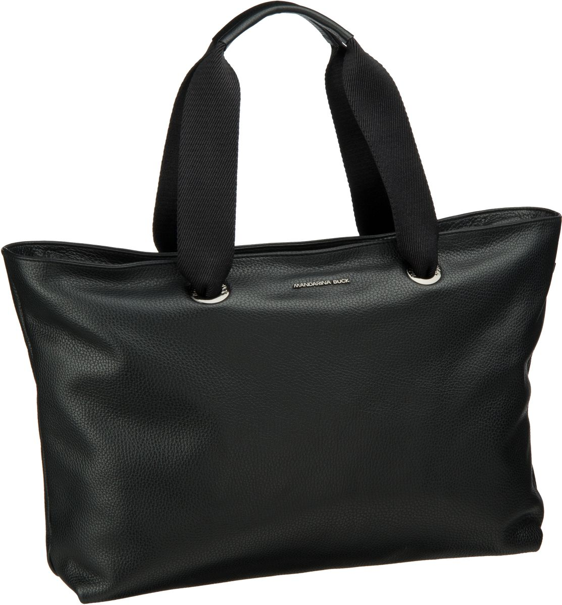Shopper Mellow Leather Shopper FZT94 Black