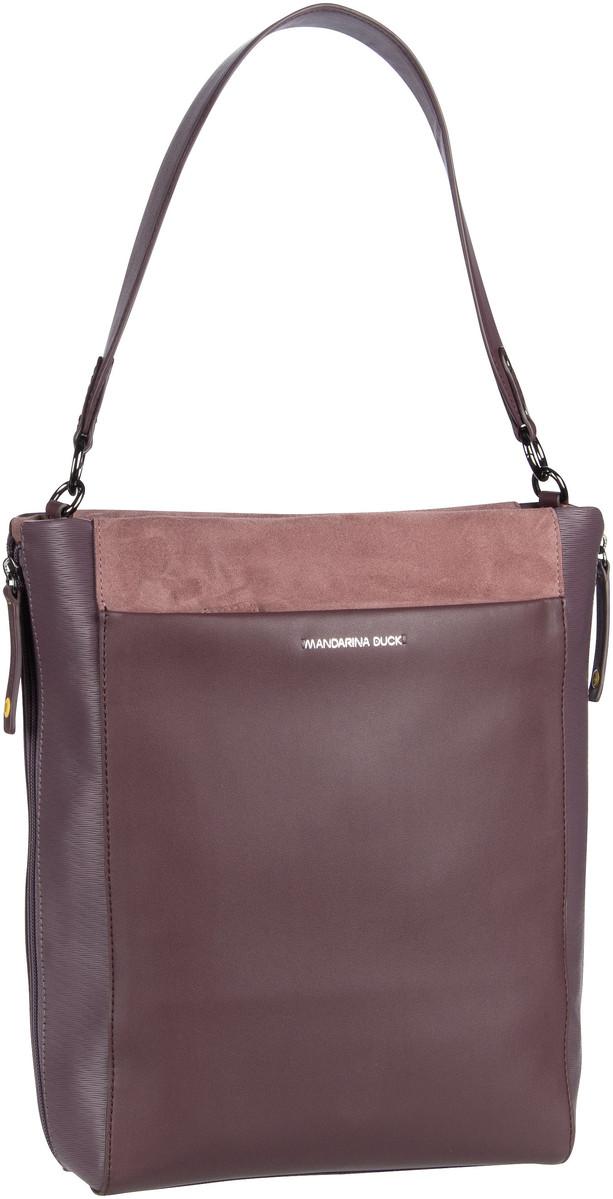 Handtasche Forma Square Bucket TXT07 Vineyard Wine
