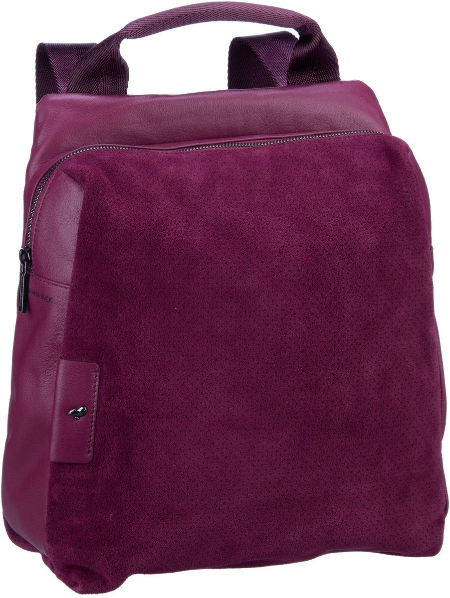 Rucksack / Daypack Manhattan Backpack UAT66 Red Plum