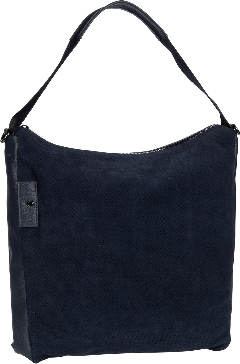 Handtasche Manhattan Medium Hobo UAT95 Dress Blue