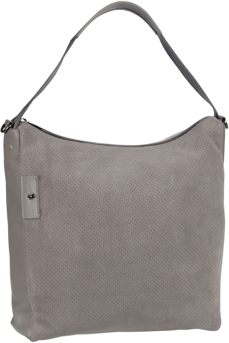 Handtasche Manhattan Medium Hobo UAT95 Taupe