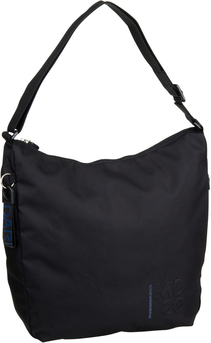 Handtasche MD20 Big Hobo QMTV2 Black