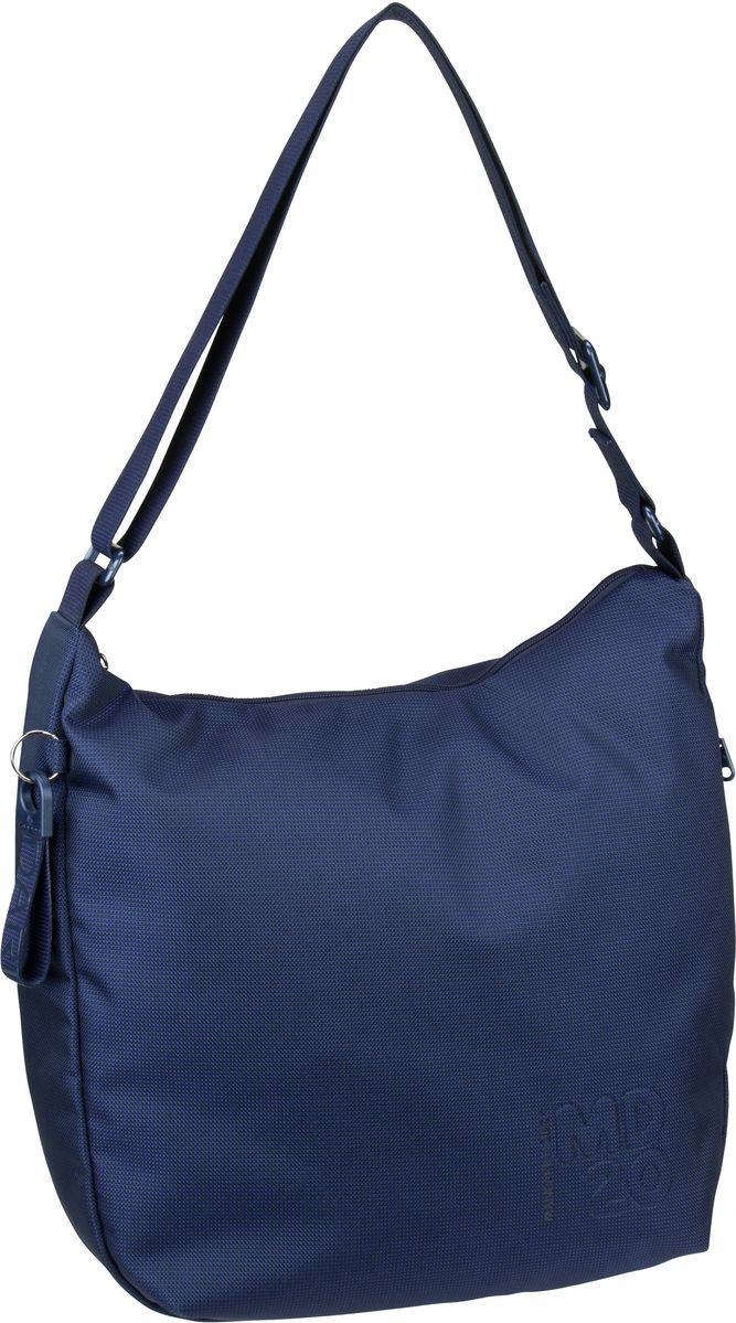 Handtasche MD20 Big Hobo QMTV2 Dress Blue