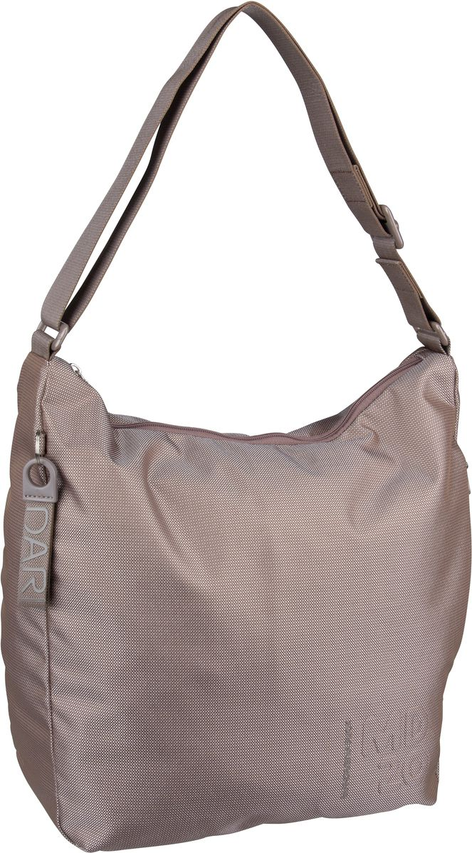 Handtasche MD20 Big Hobo QMTV2 Taupe