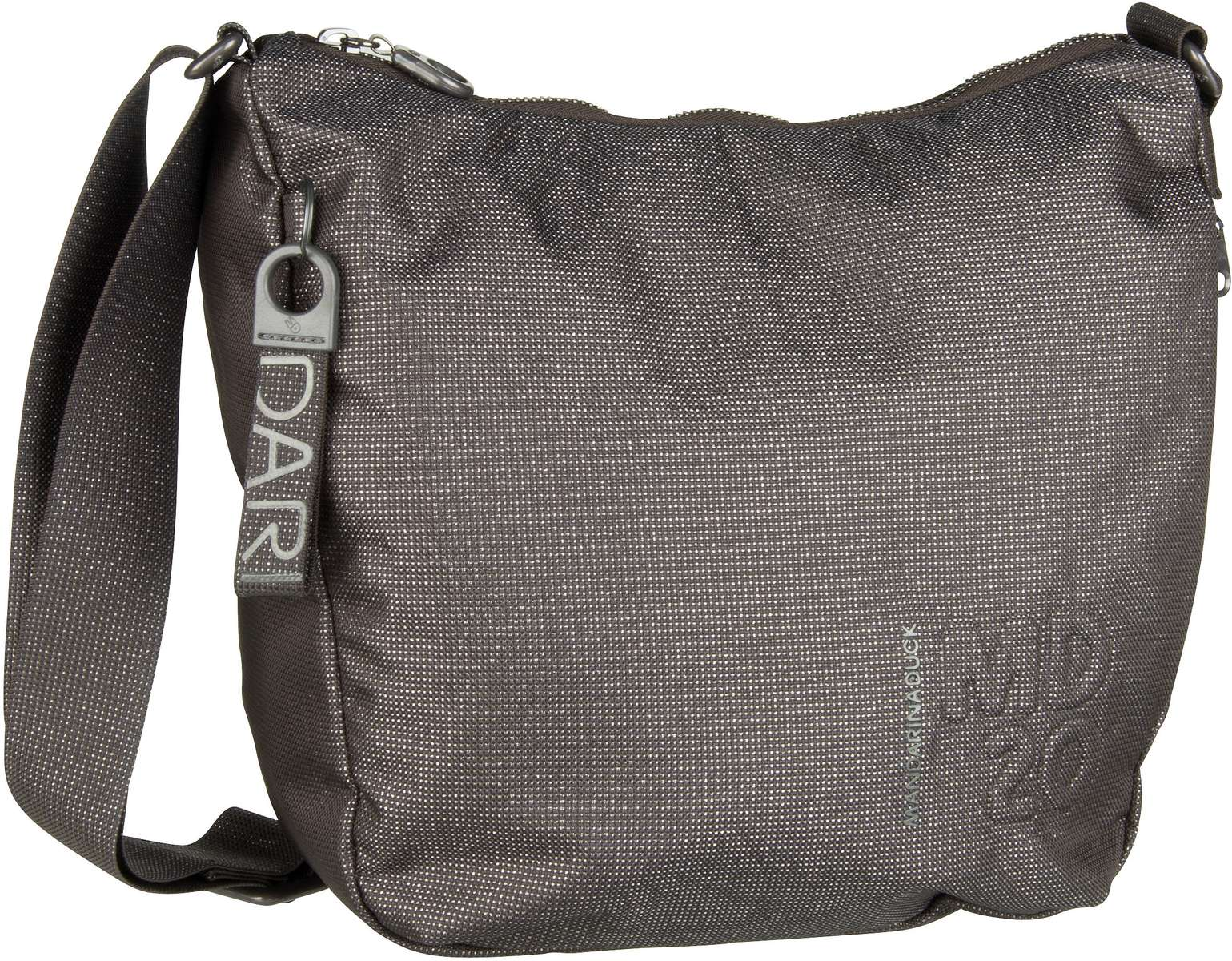 Umhängetasche MD20 Lux Big Hobo QNTV1 Moon Dust