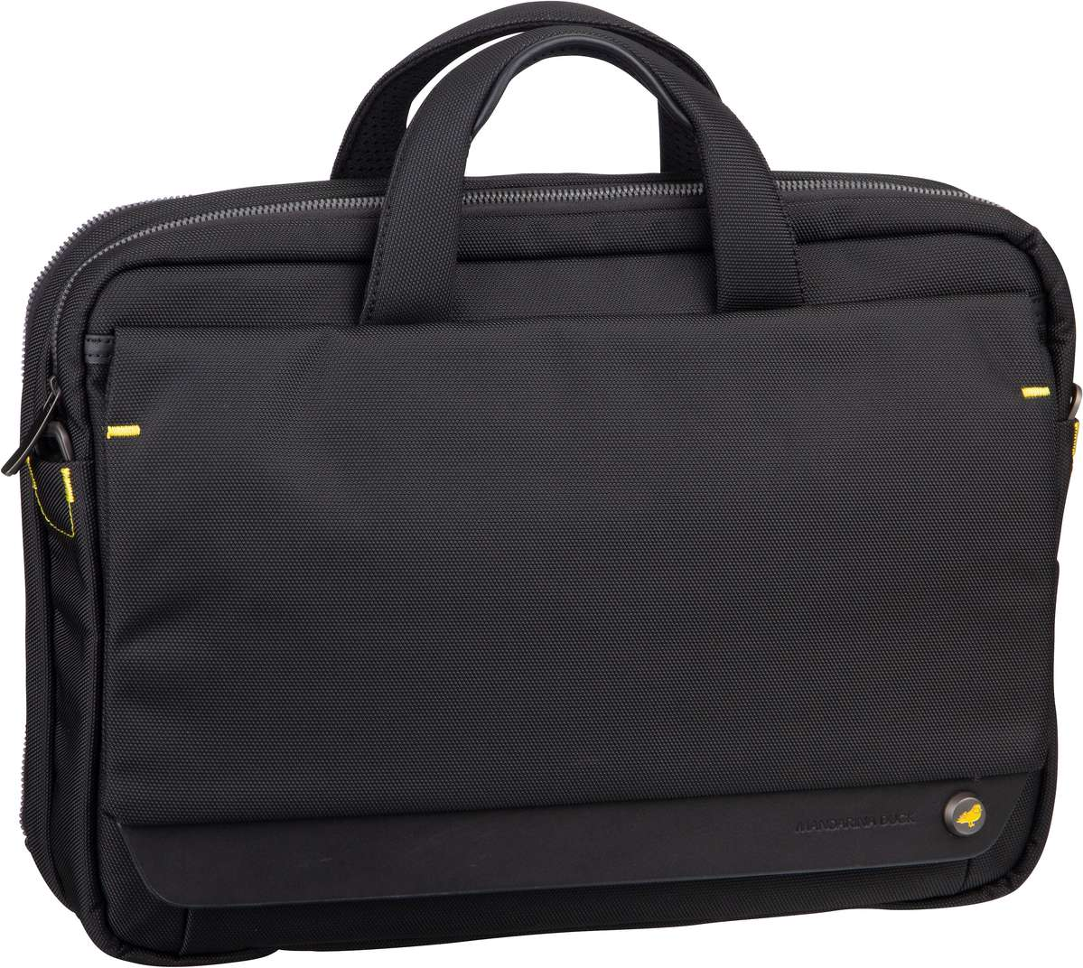 Mandarina Duck Notebooktasche / Tablet Mr. Duck Briefcase STC02 Black