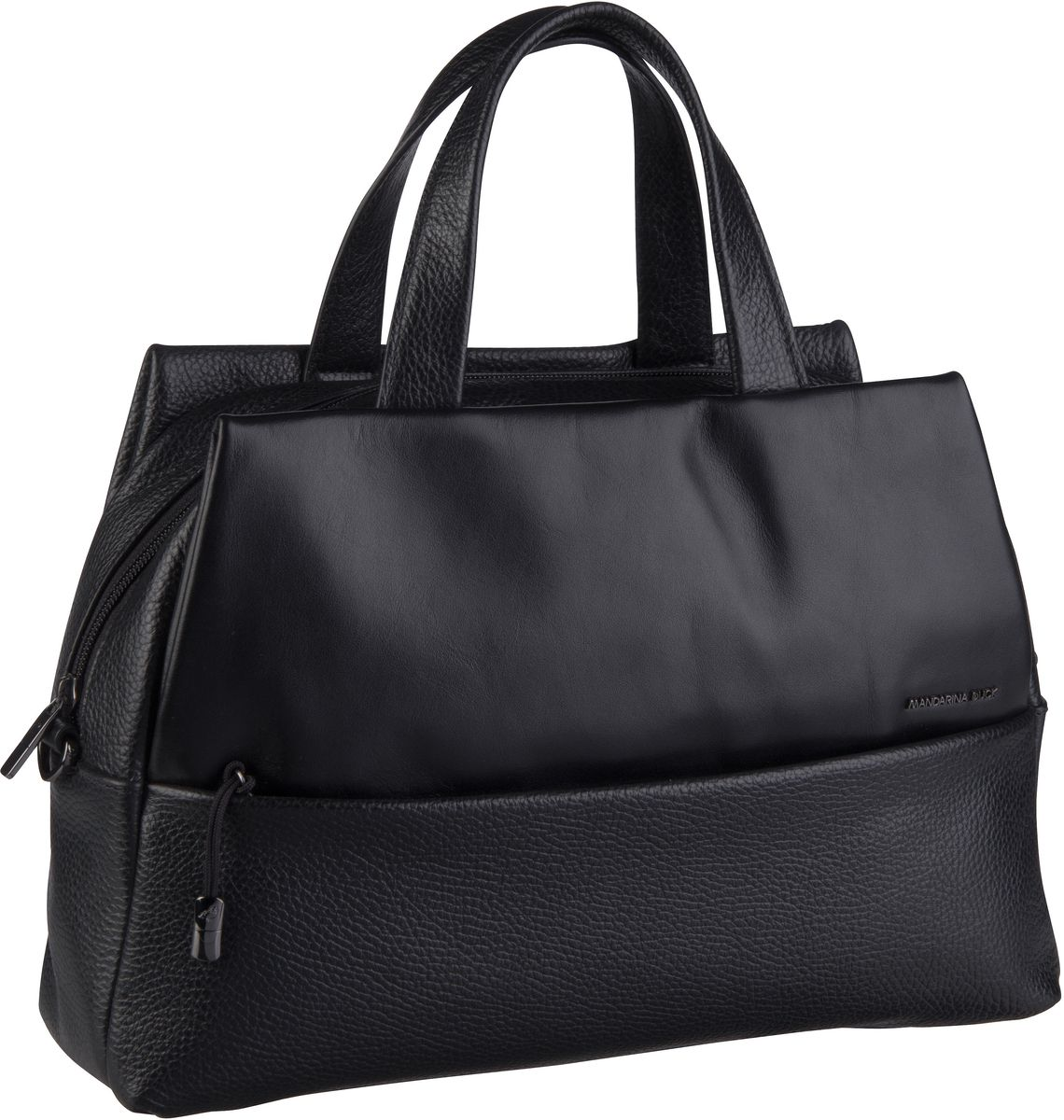 Handtasche Athena Boston Bag UPT01 Black
