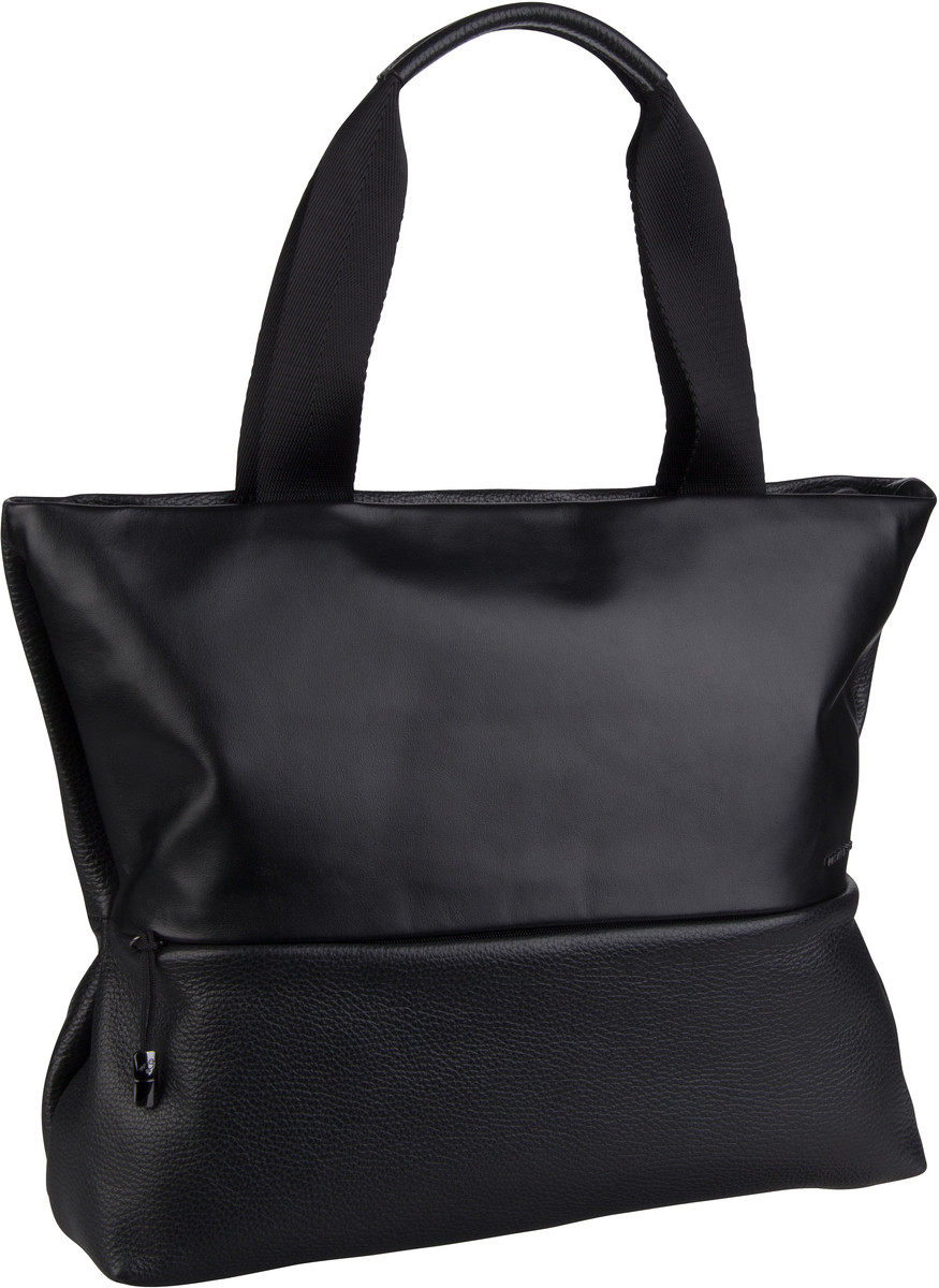 Handtasche Athena Shopper UPT04 Black