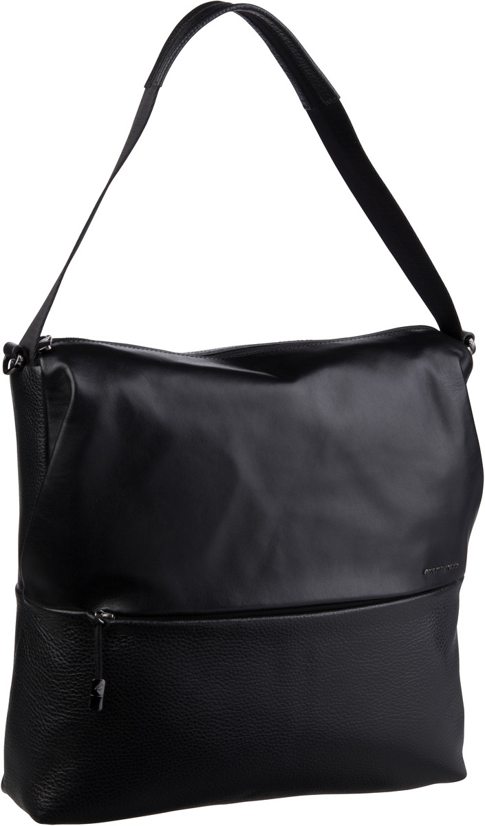 Handtasche Athena Medium Hobo UPT05 Black