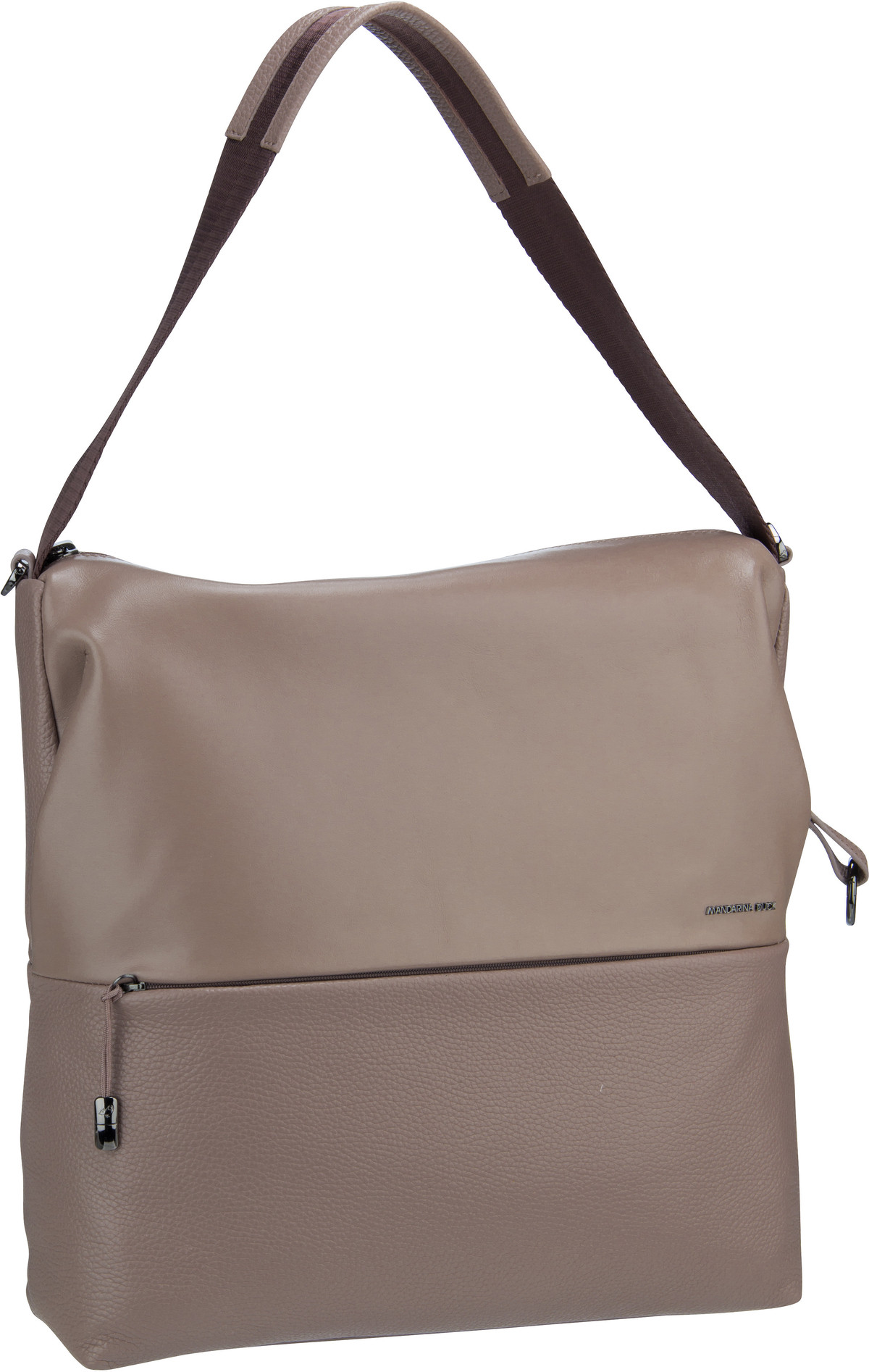 Handtasche Athena Medium Hobo UPT05 Stucco