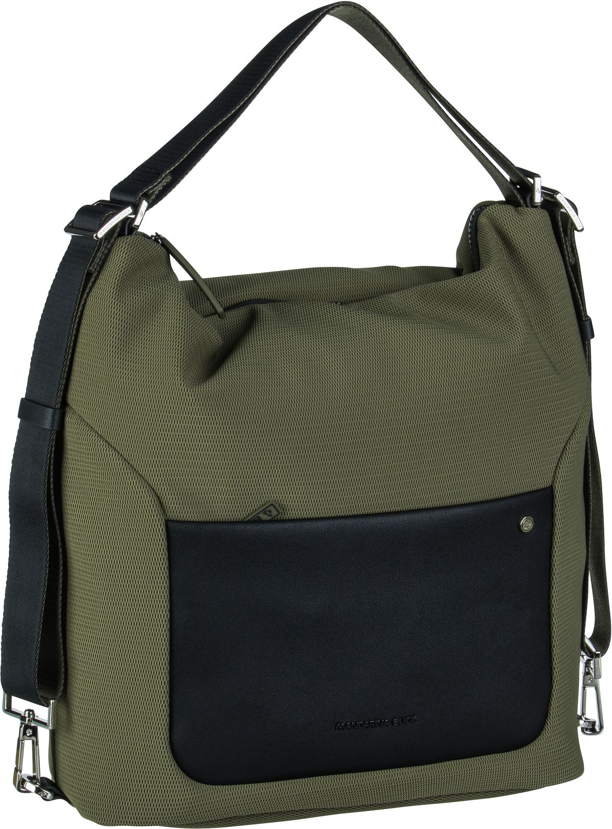 Handtasche Camden Hobo Backpack VBT06 Soldier