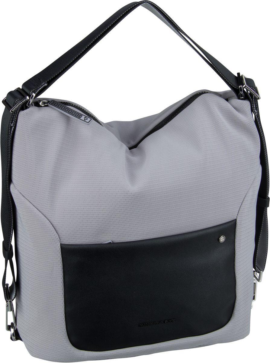 Handtasche Camden Hobo Backpack VBT06 Silver