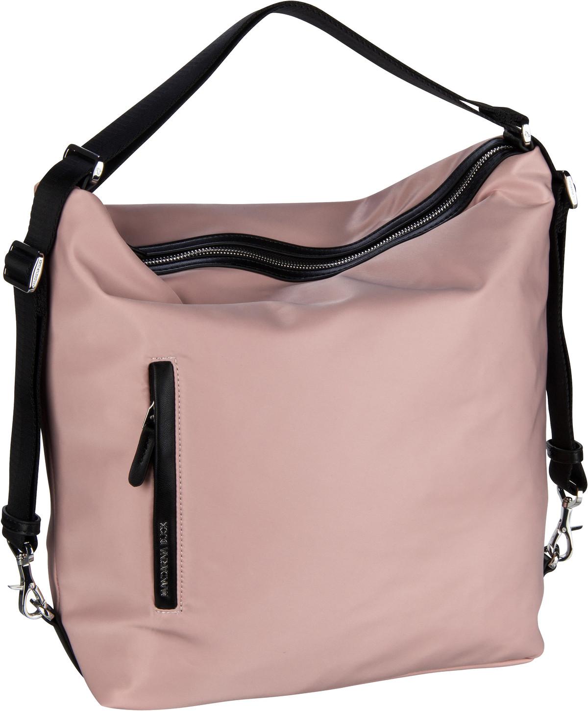 Handtasche Hunter Hobo Backpack VCT10 Pale Blush