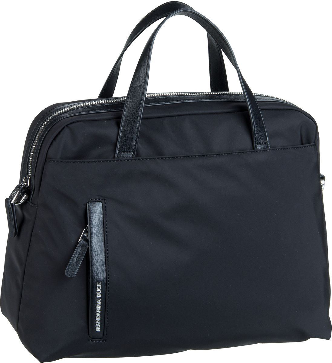 Handtasche Hunter Boston Bag VCT06 Black