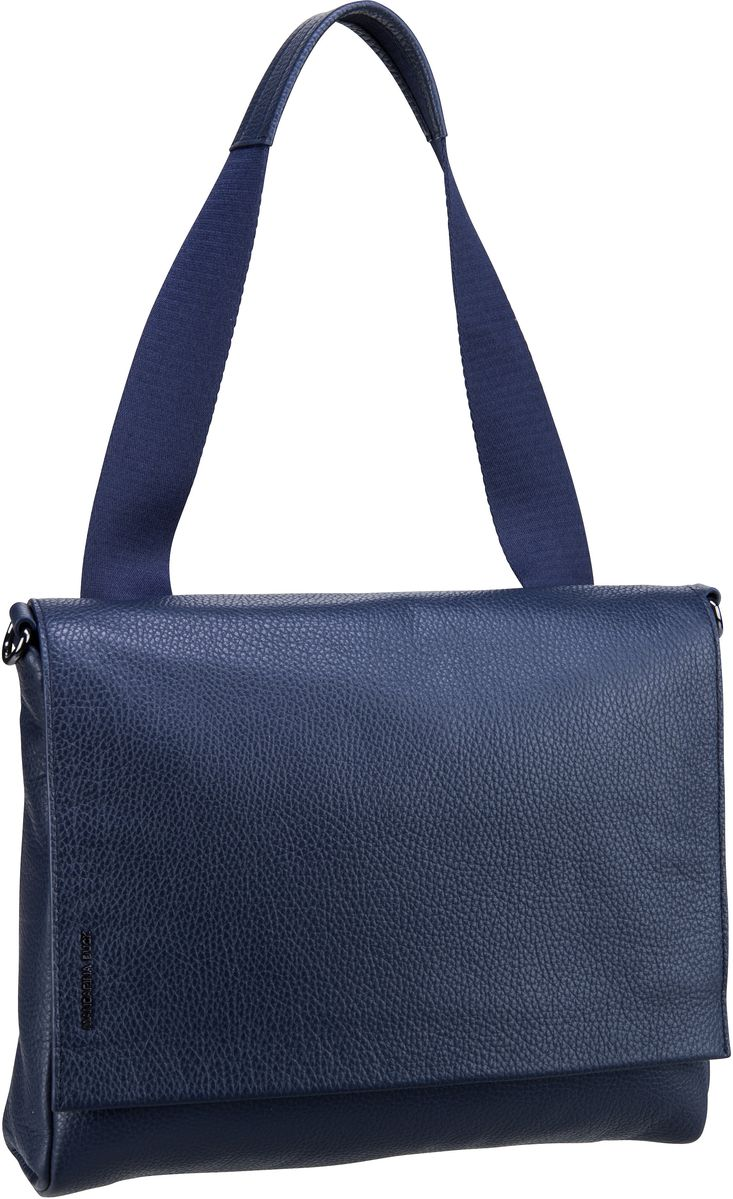 Handtasche Mellow Leather Crossover FZT97 Dress Blue