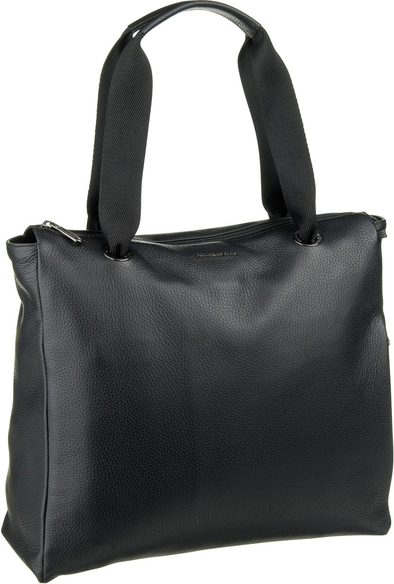 Handtasche Mellow Leather Shopper FZT98 Nero
