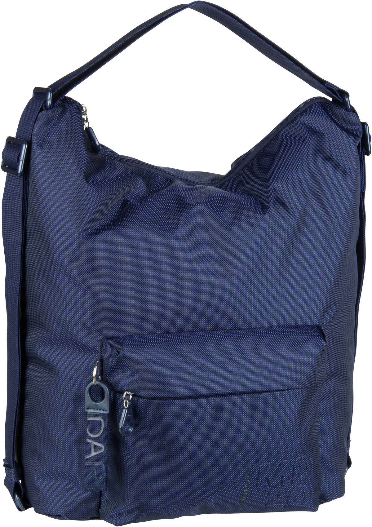 Handtasche MD20 Hobo Backpack QMT09 Dress Blue