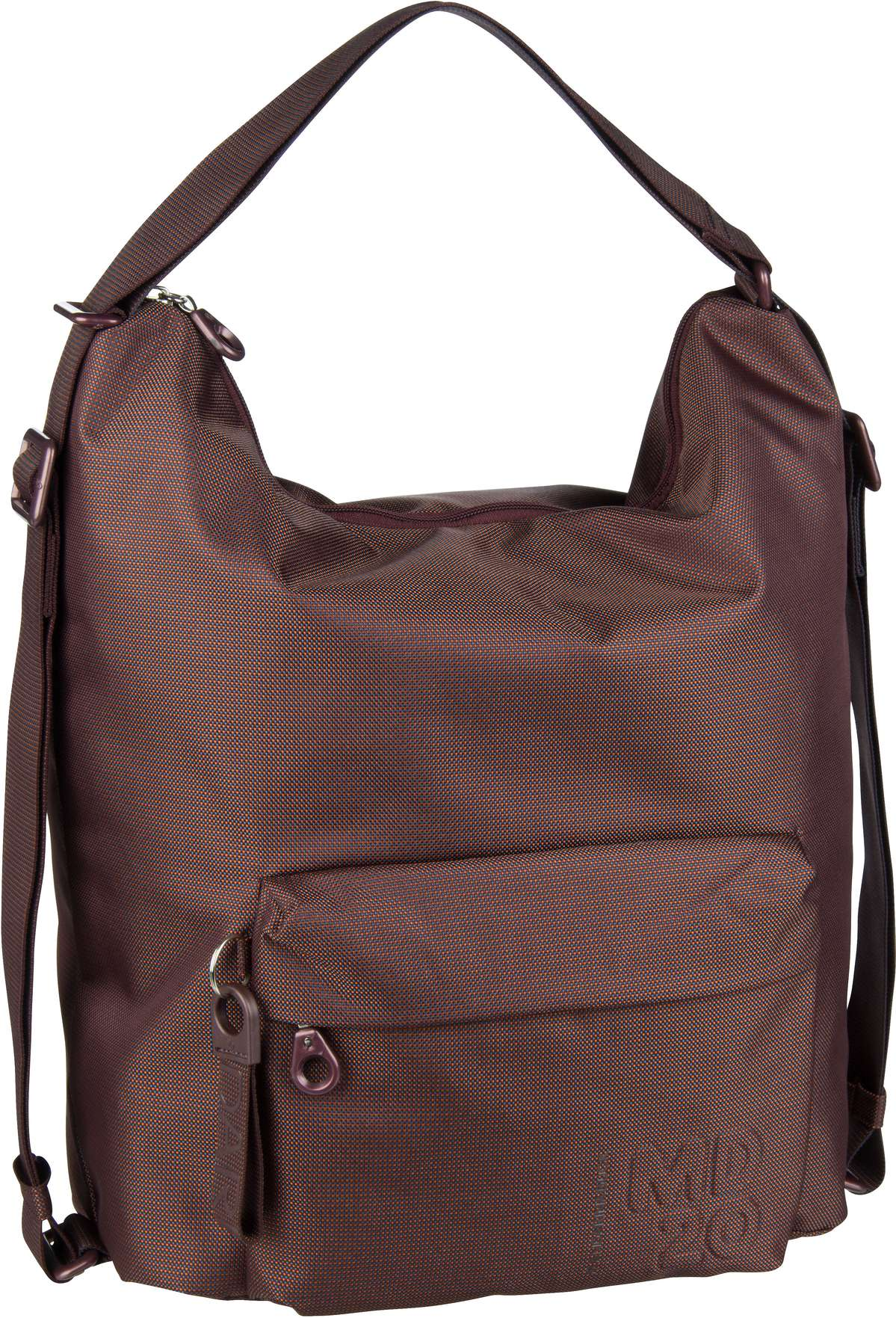 Handtasche MD20 Hobo Backpack QMT09 Balsamic