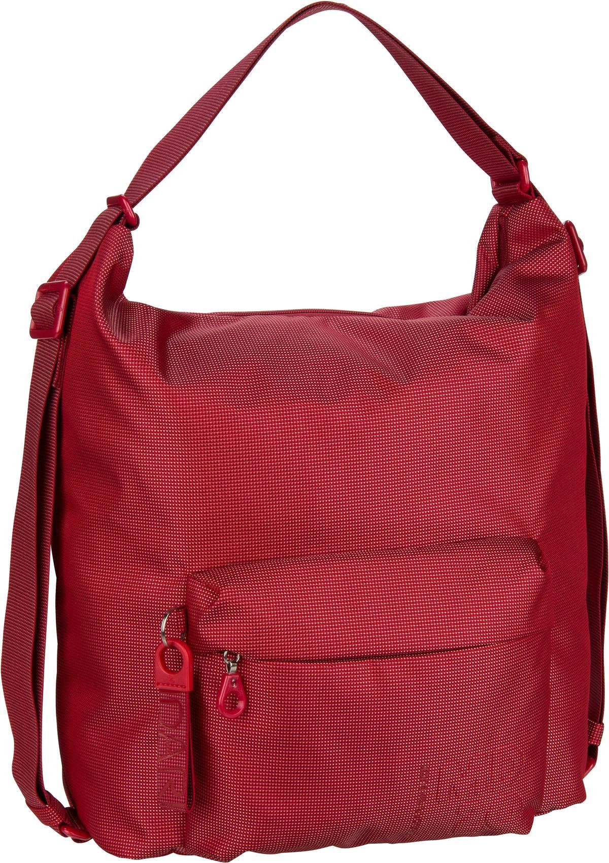 Handtasche MD20 Hobo Backpack QMT09 Flame Scarlet