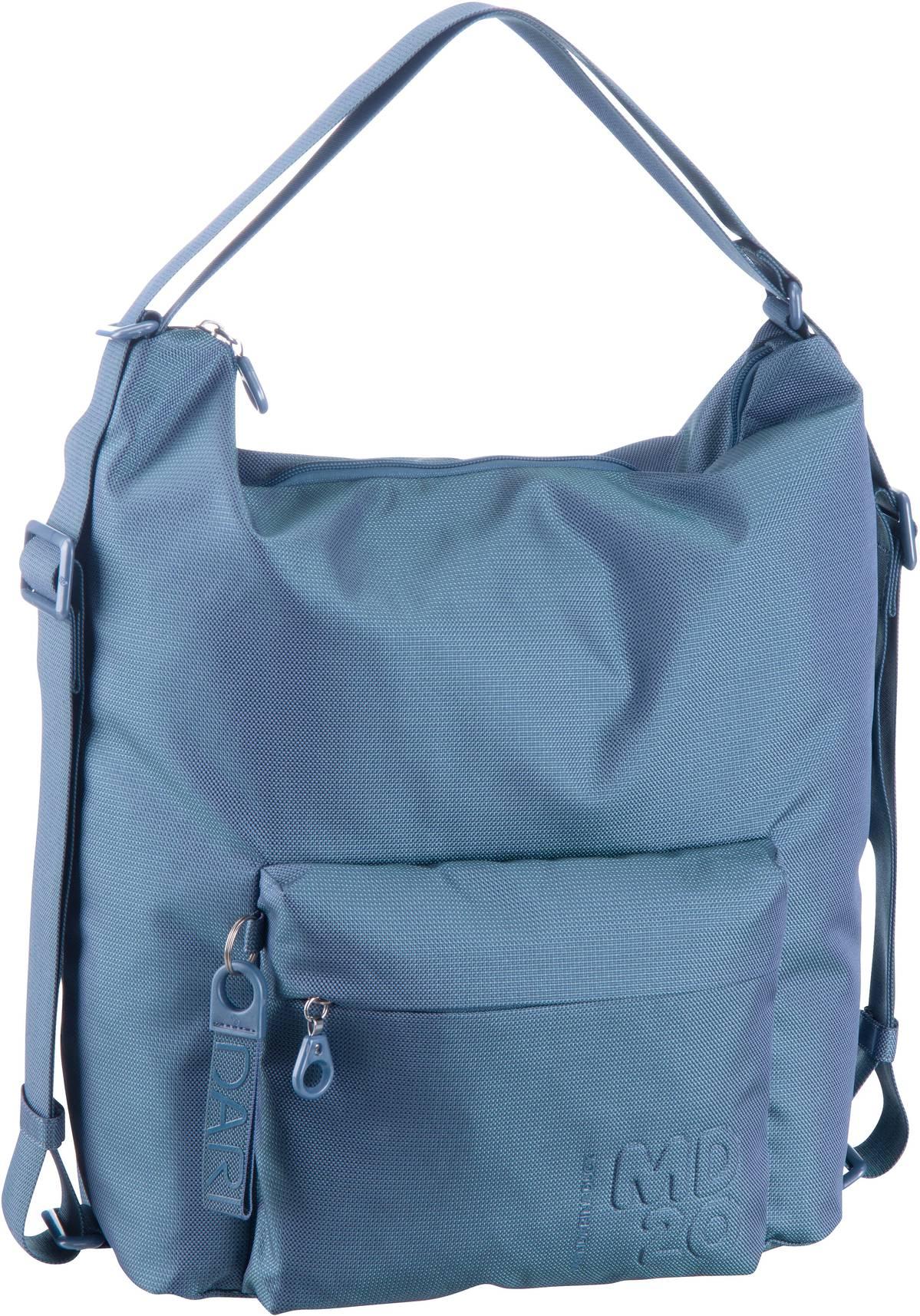 Handtasche MD20 Hobo Backpack QMT09 Moonlight Blue