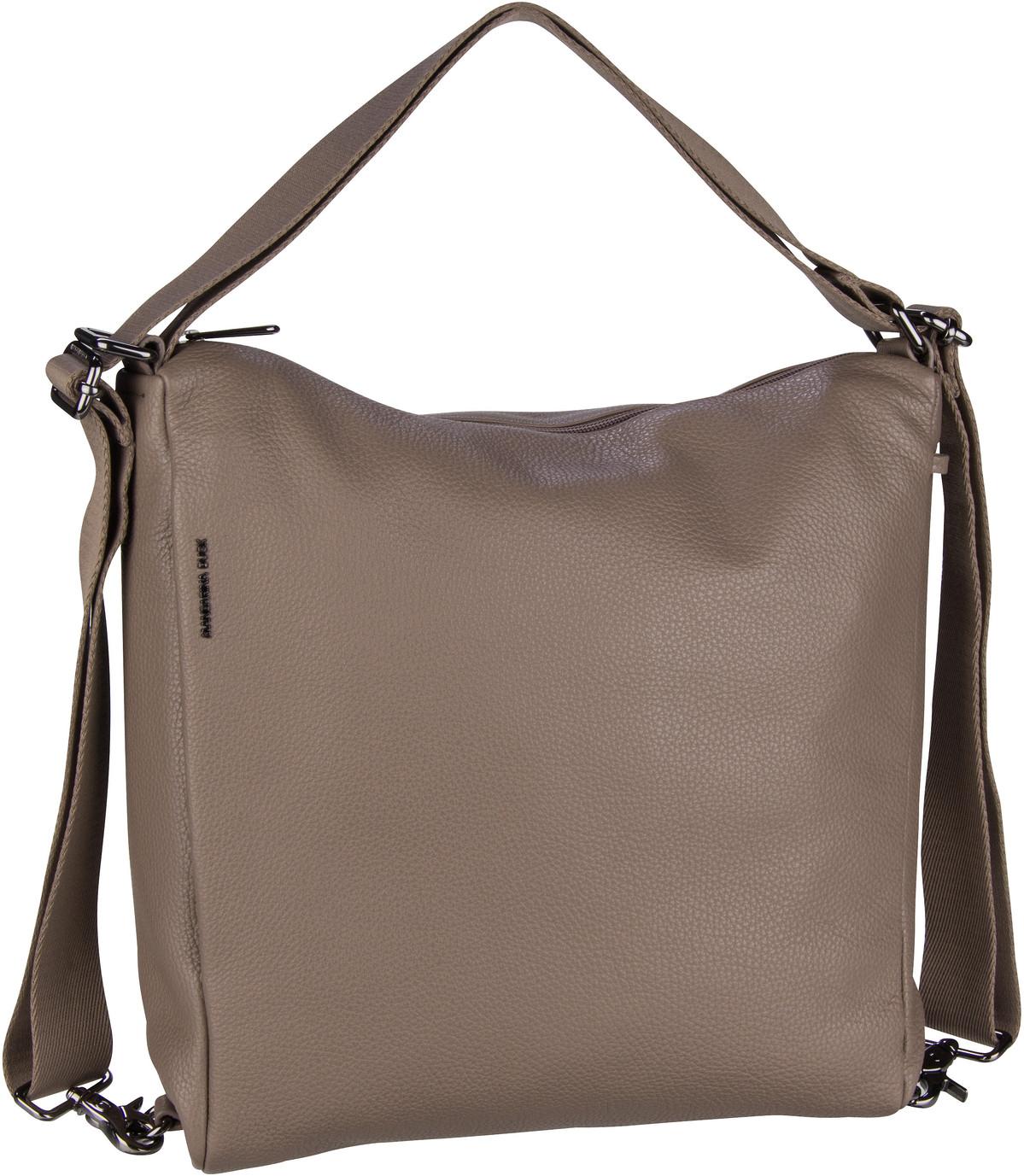 Handtasche Mellow Leather Hobo Backpack FZT72 Amphora