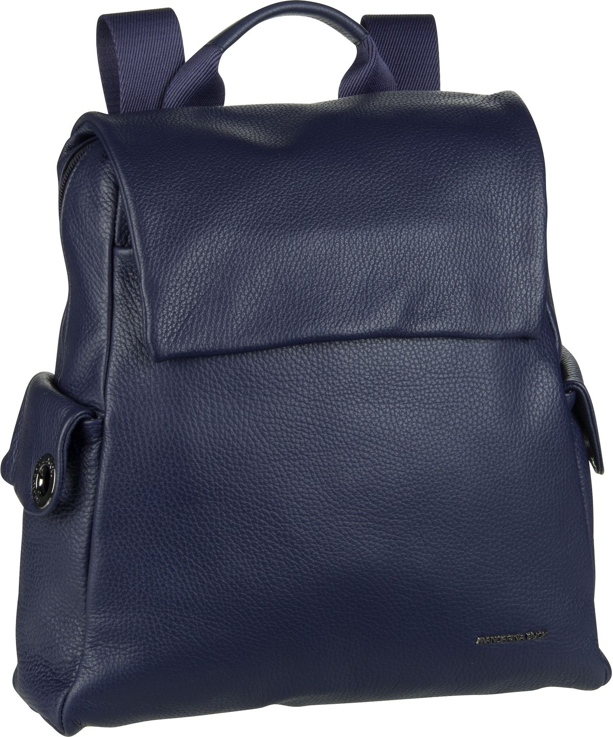 Rucksack / Daypack Mellow Leather Backpack FZT92 Dress Blue