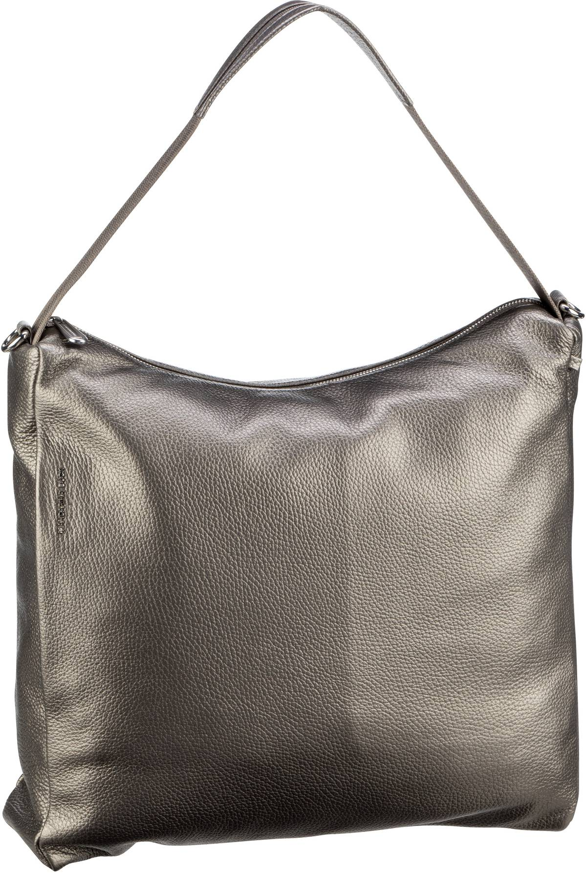 Handtasche Mellow Leather Lux Hobo ZLT95 Moon Dust