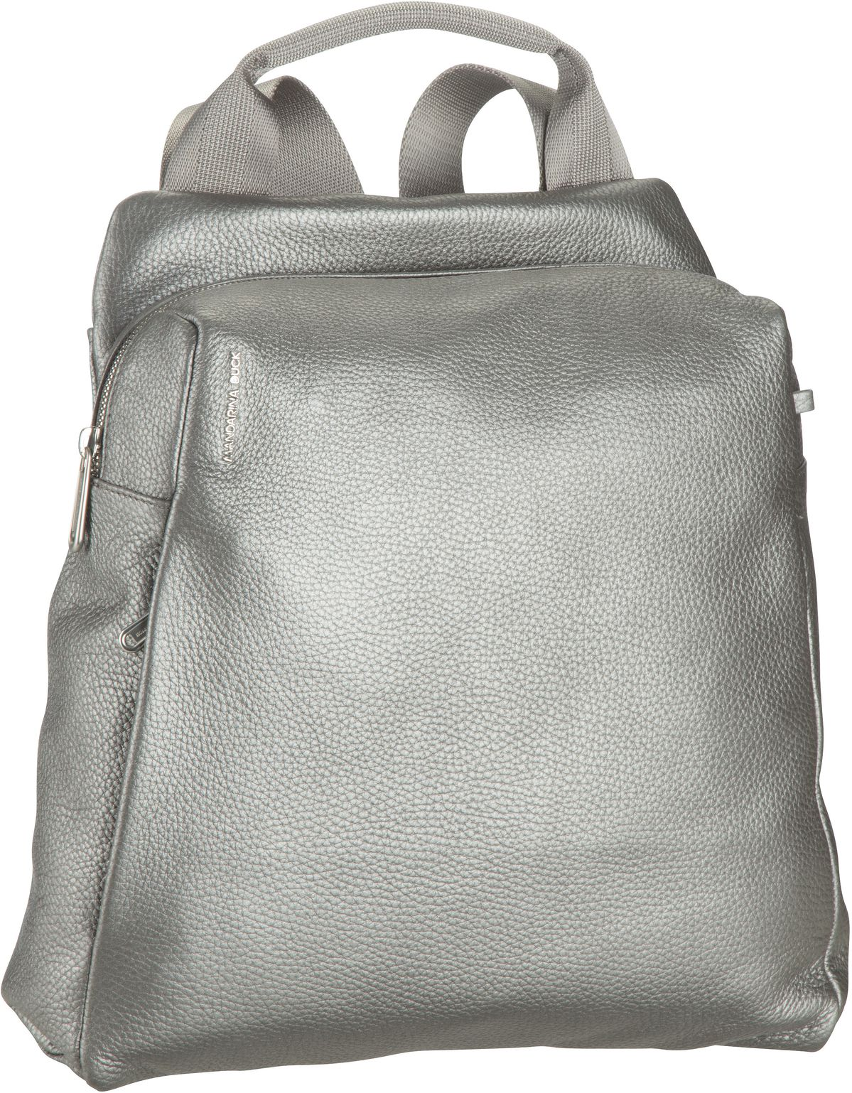 Rucksack / Daypack Mellow Leather Lux Backpack ZLT66 Lead