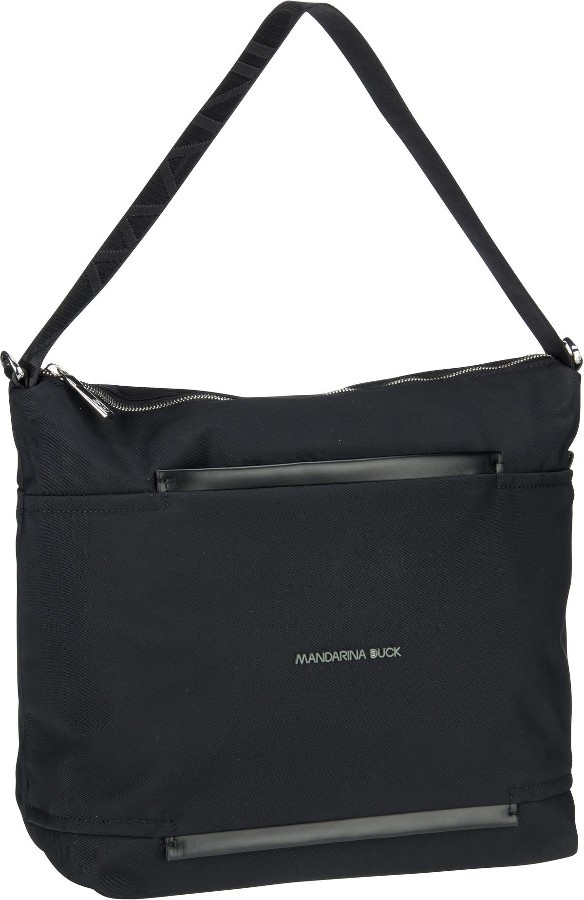 Handtasche Daphne Hobo PDT08 Black