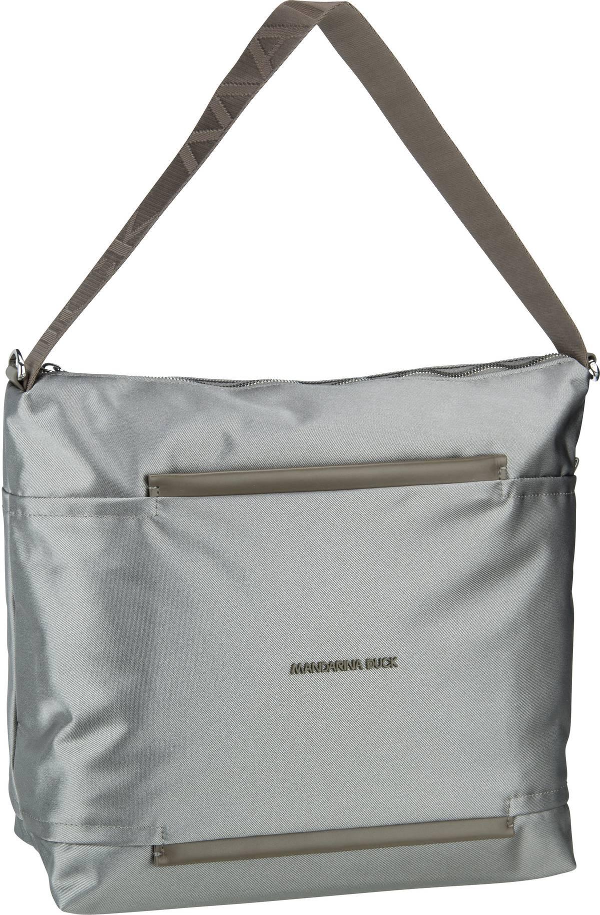Handtasche Daphne Hobo PDT08 Gun Metal
