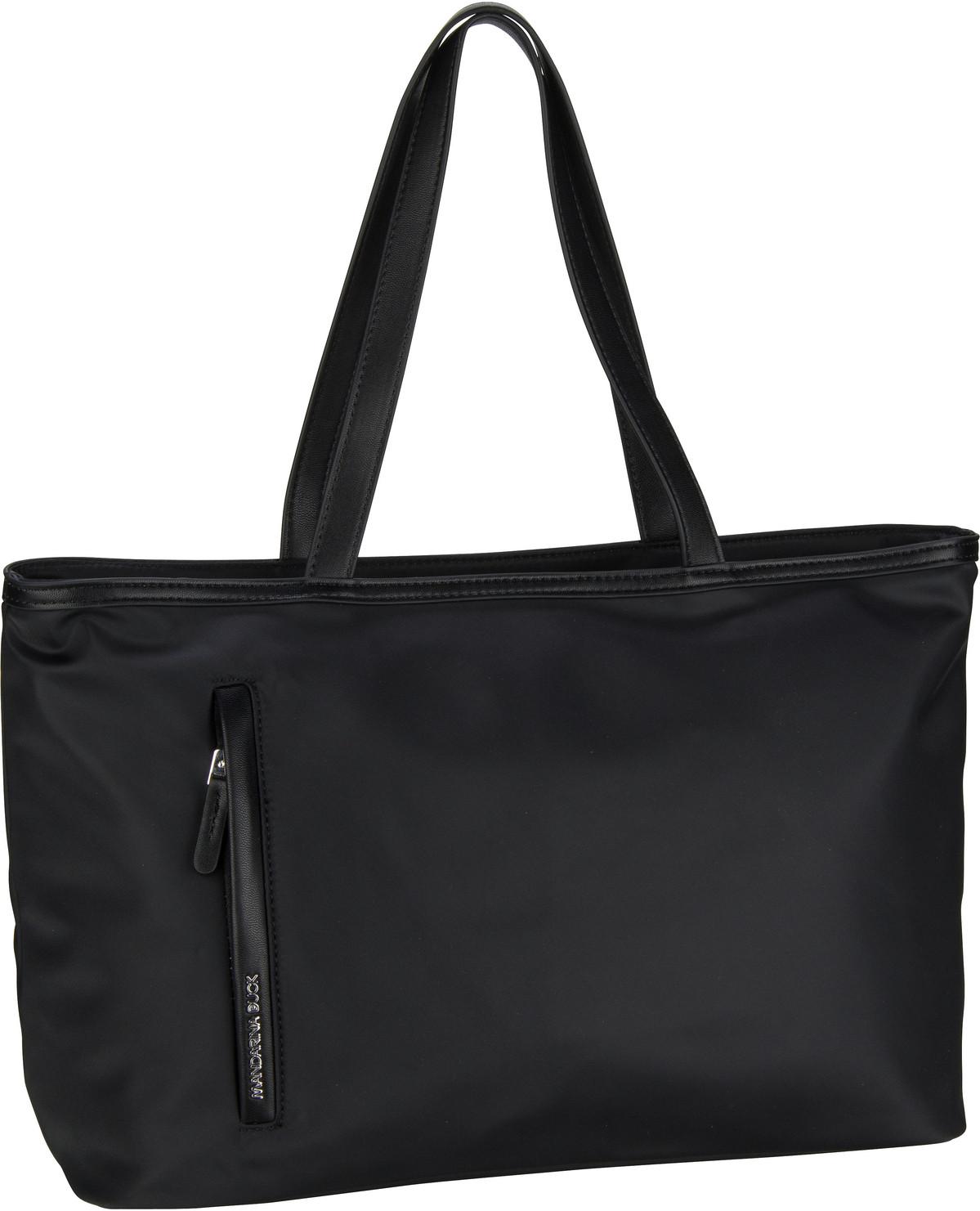 Handtasche Hunter Shopper VCT15 Black
