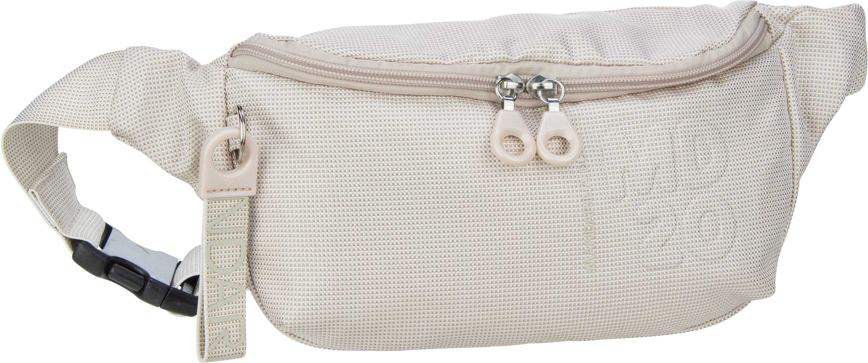 mandarina duck -  Gürteltasche MD20 Bum Bag QMMM3 Off White