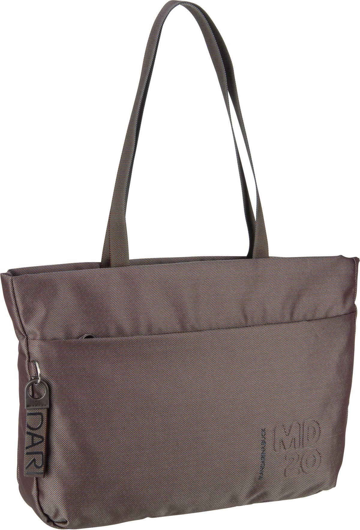 mandarina duck -  Handtasche MD20 Shoulder Bag QMT14 Mole