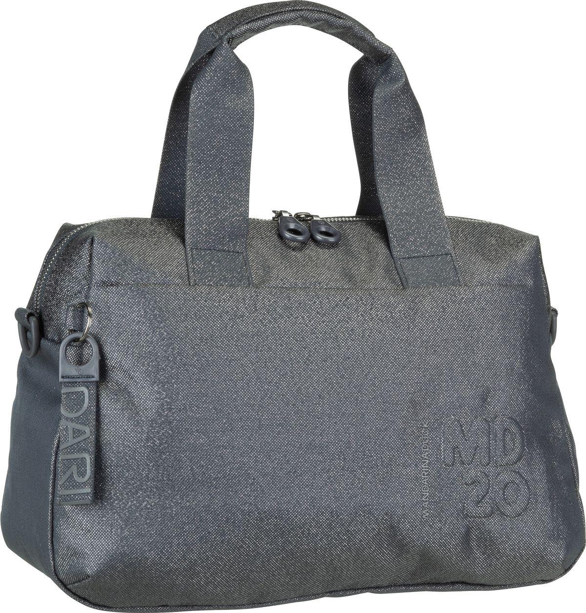Handtasche MD20 Lux Bauletto QNT13 Lead