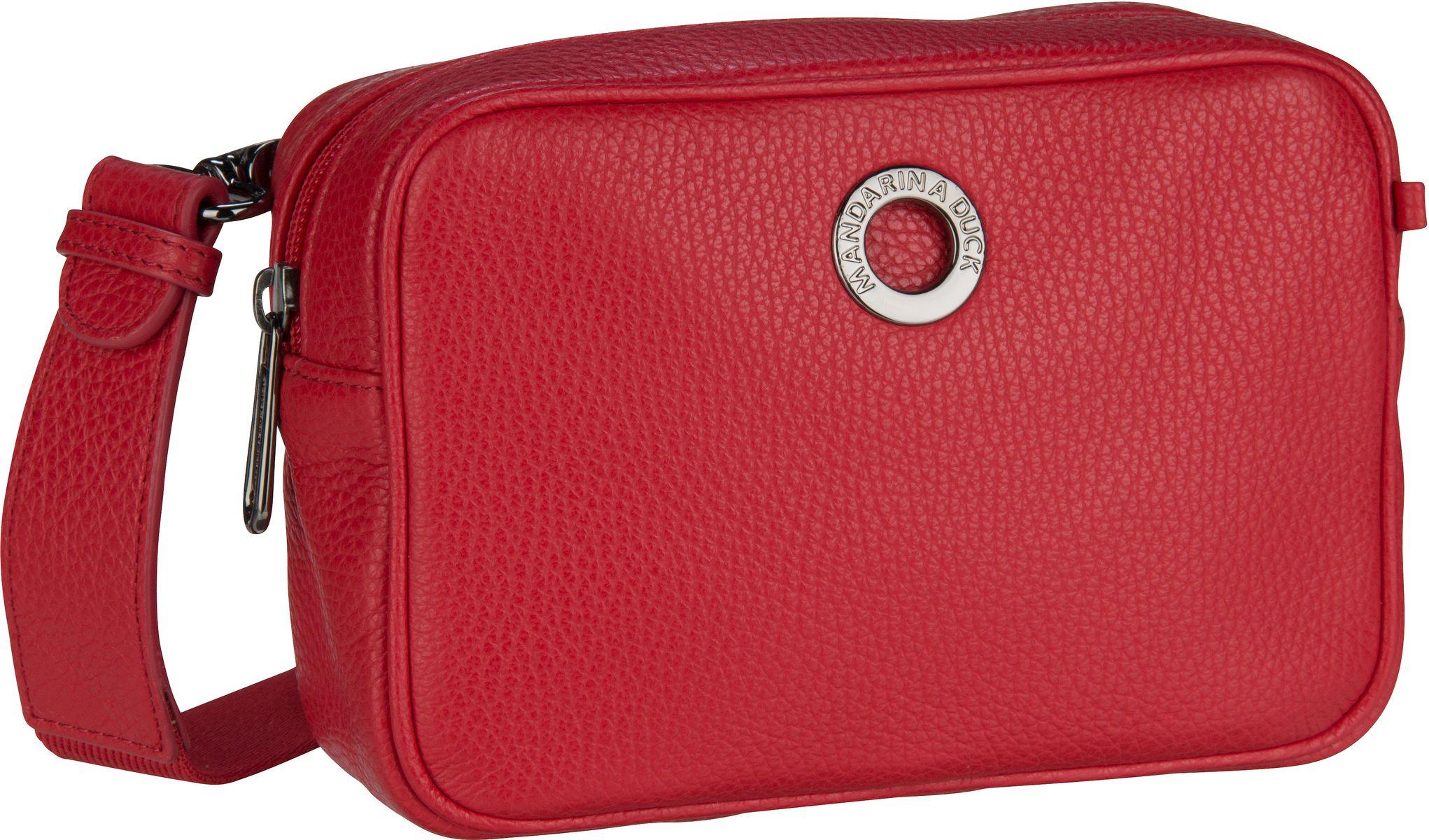 Umhängetasche Mellow Leather Camera Bag FZT22 Flame Scarlet