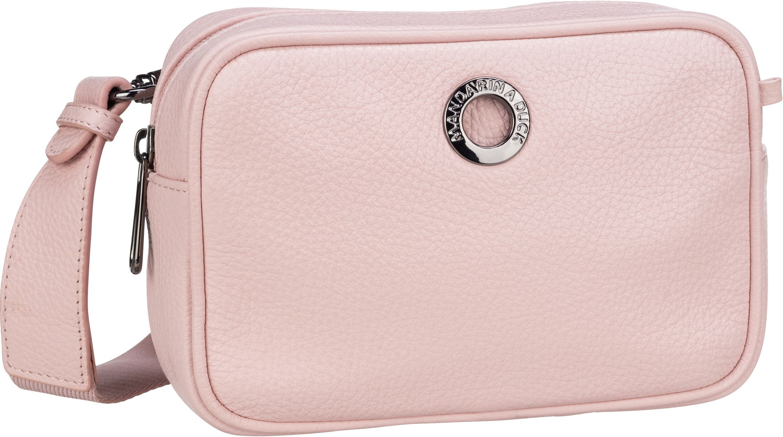 Umhängetasche Mellow Leather Camera Bag FZT22 Rose Metal