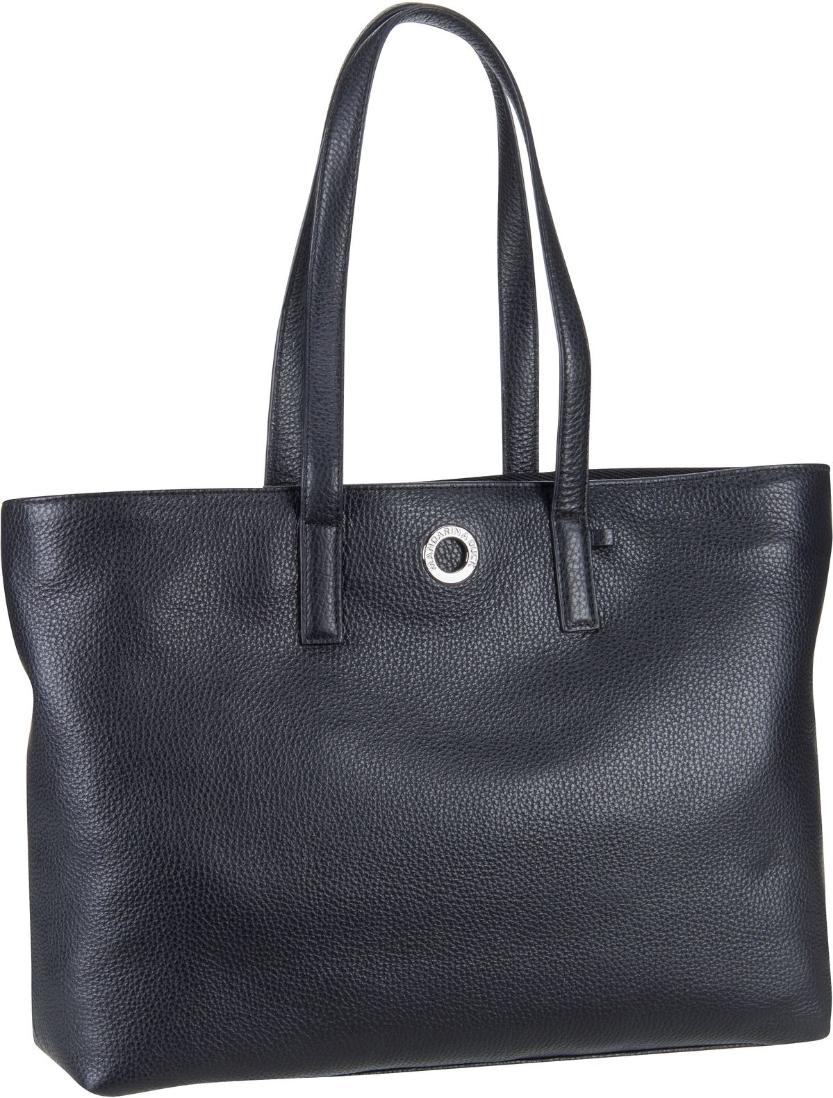 Handtasche Mellow Leather Shopping Bag FZT24 Nero