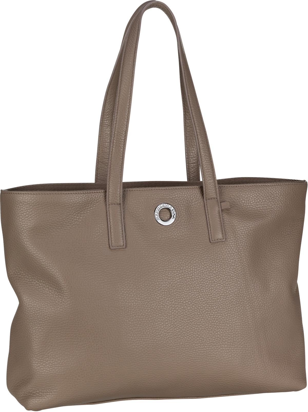 Handtasche Mellow Leather Shopping Bag FZT24 Amphora