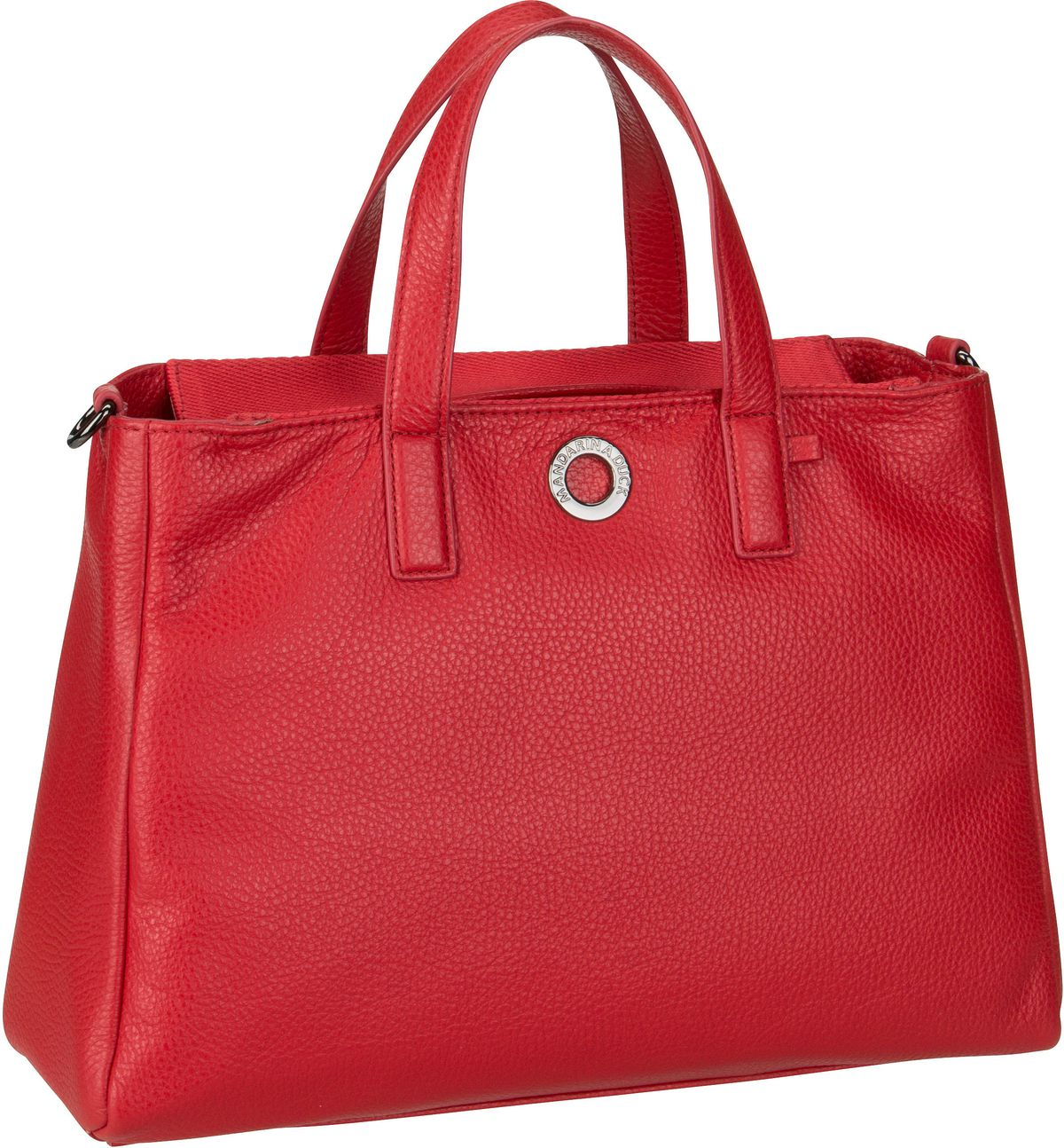 Handtasche Mellow Leather Tote Bag FZT26 Flame Scarlet