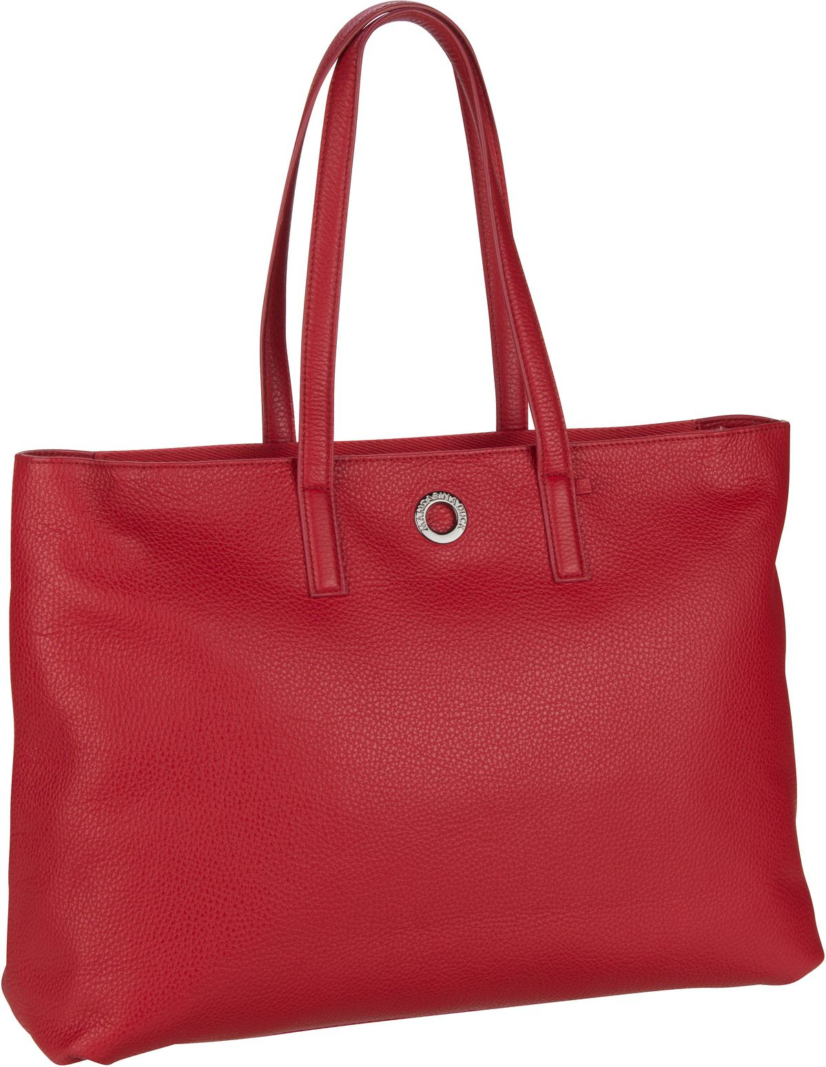 Handtasche Mellow Leather Shopping Bag FZT27 Flame Scarlet