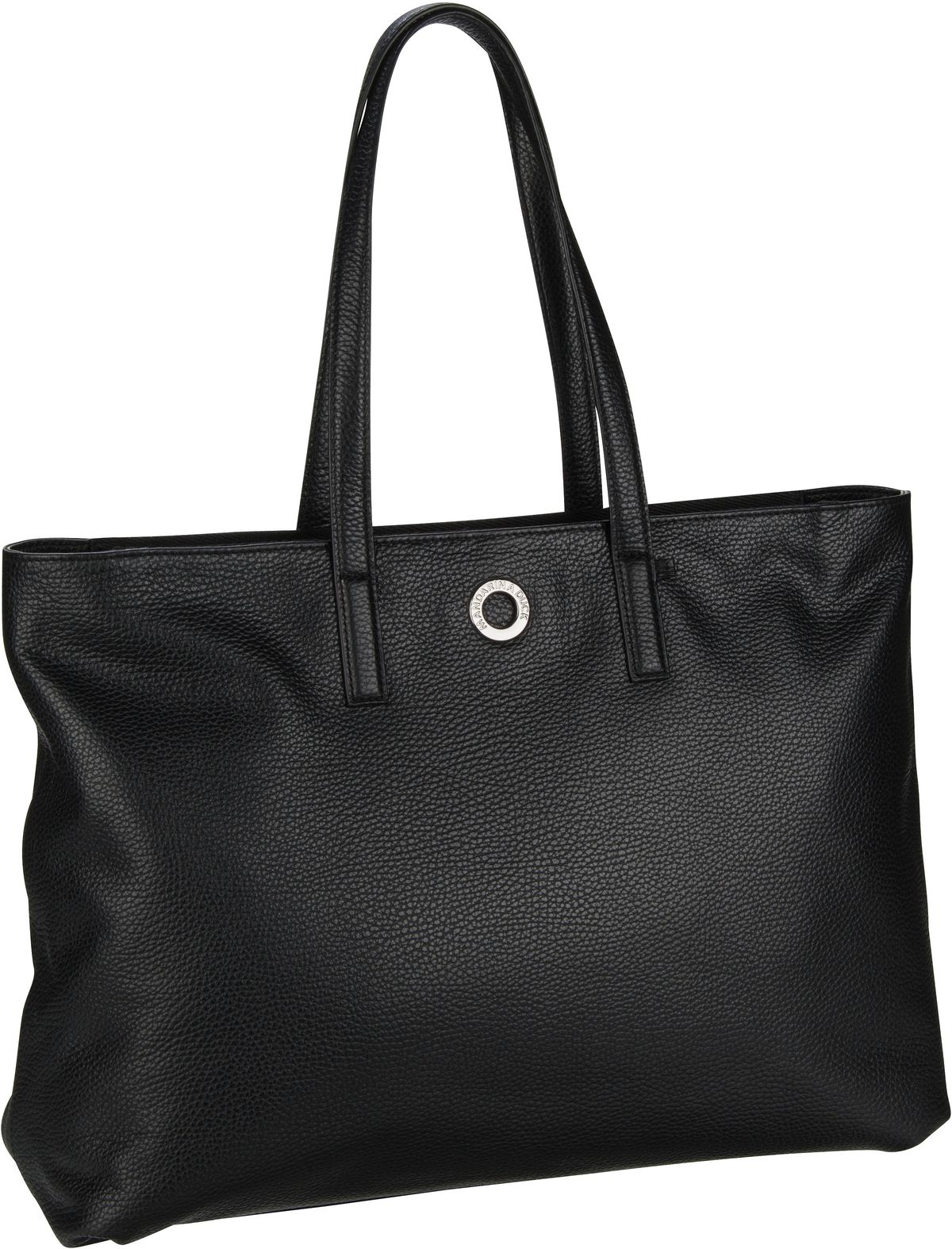 Handtasche Mellow Leather Shopping Bag FZT27 Nero