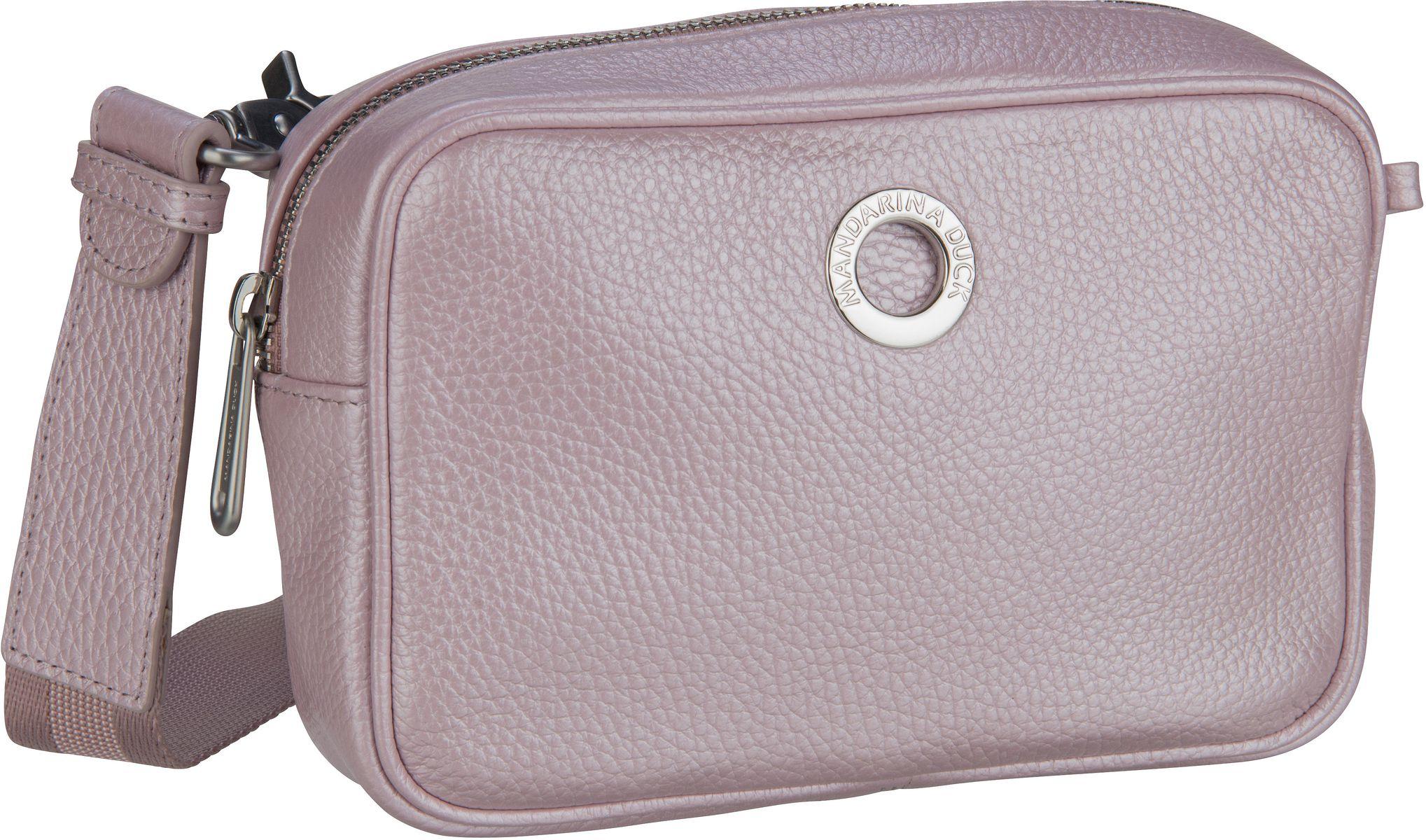 Umhängetasche Mellow Leather Lux Camera Bag ZLT22 Glicine